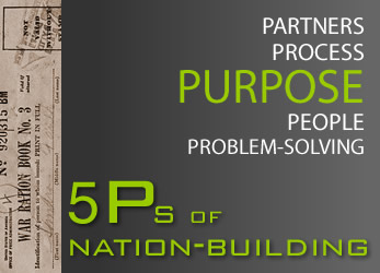 the 5Ps of nation-building